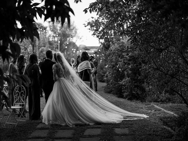 Il matrimonio di Greta e Matteo a Monza, Monza e Brianza 37