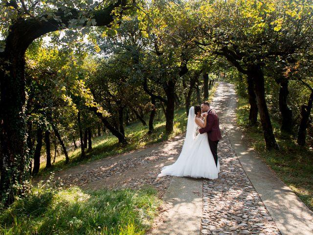 Le nozze di Cassandra e Riccardo