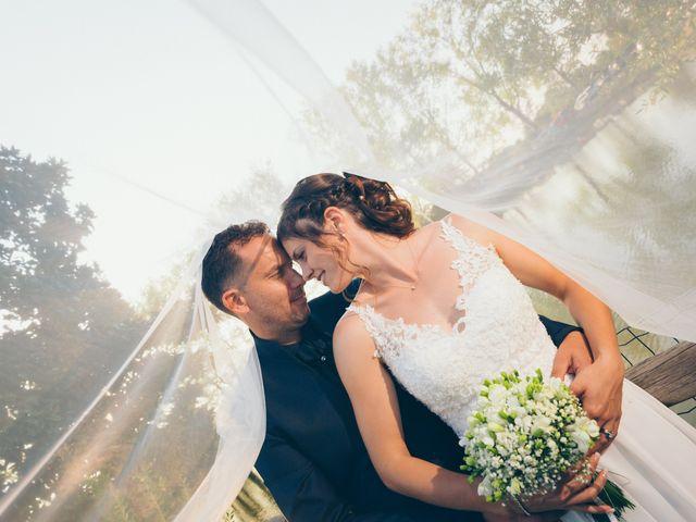 Le nozze di Sarah e Filippo