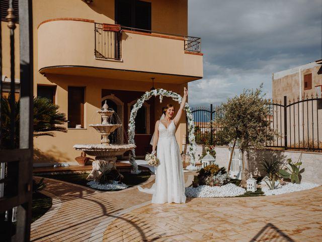 Il matrimonio di Saverio e Desirè a Licata, Agrigento 33
