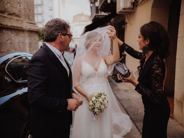 Il matrimonio di Saverio e Desirè a Licata, Agrigento 56