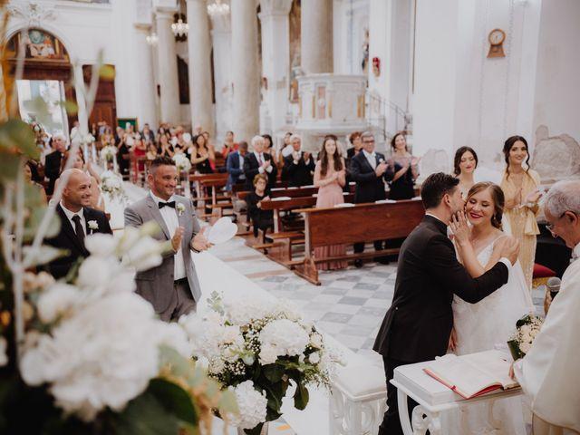 Il matrimonio di Saverio e Desirè a Licata, Agrigento 59