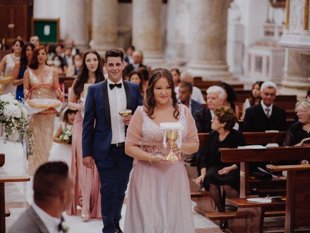 Il matrimonio di Saverio e Desirè a Licata, Agrigento 62