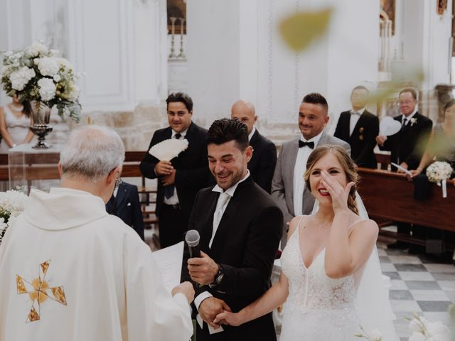 Il matrimonio di Saverio e Desirè a Licata, Agrigento 63