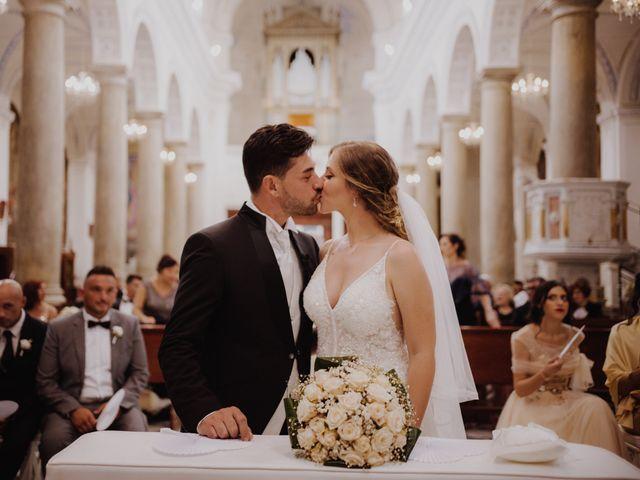 Il matrimonio di Saverio e Desirè a Licata, Agrigento 64