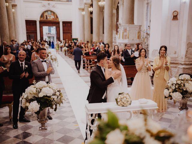 Il matrimonio di Saverio e Desirè a Licata, Agrigento 65