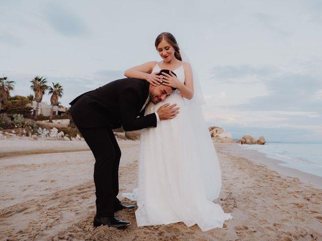 Il matrimonio di Saverio e Desirè a Licata, Agrigento 70