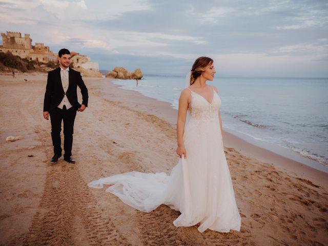Il matrimonio di Saverio e Desirè a Licata, Agrigento 73