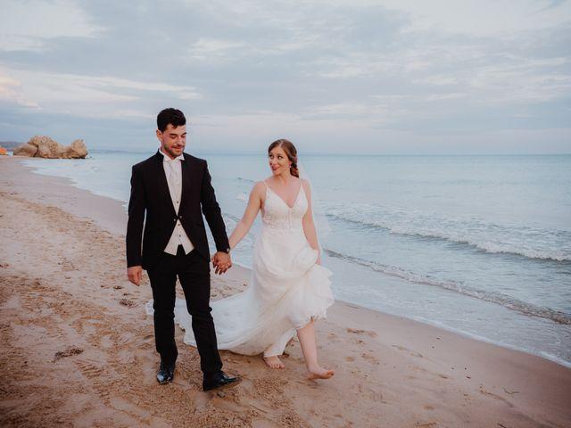 Il matrimonio di Saverio e Desirè a Licata, Agrigento 74