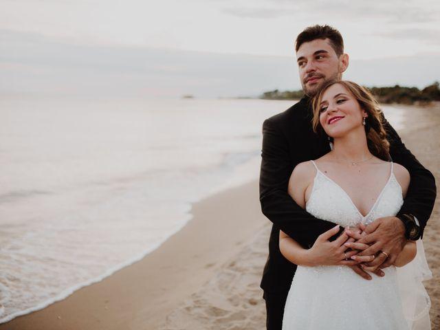 Il matrimonio di Saverio e Desirè a Licata, Agrigento 81