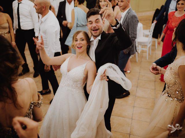 Il matrimonio di Saverio e Desirè a Licata, Agrigento 89