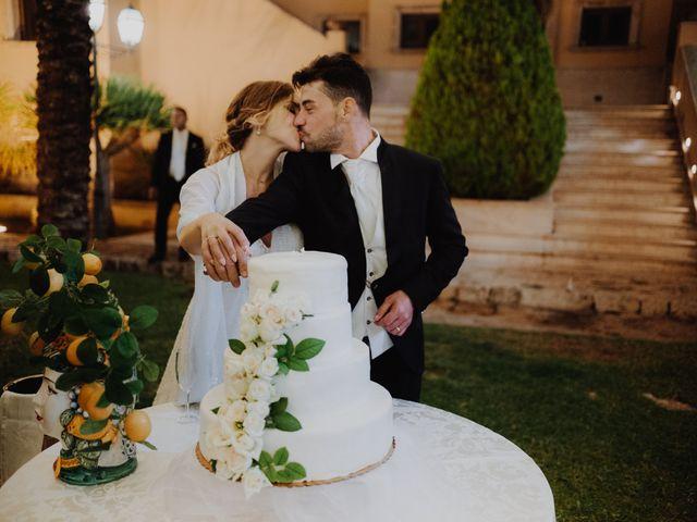 Il matrimonio di Saverio e Desirè a Licata, Agrigento 97