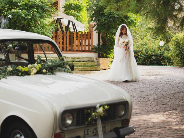 Il matrimonio di Antonella e Matteo a Aradeo, Lecce 6