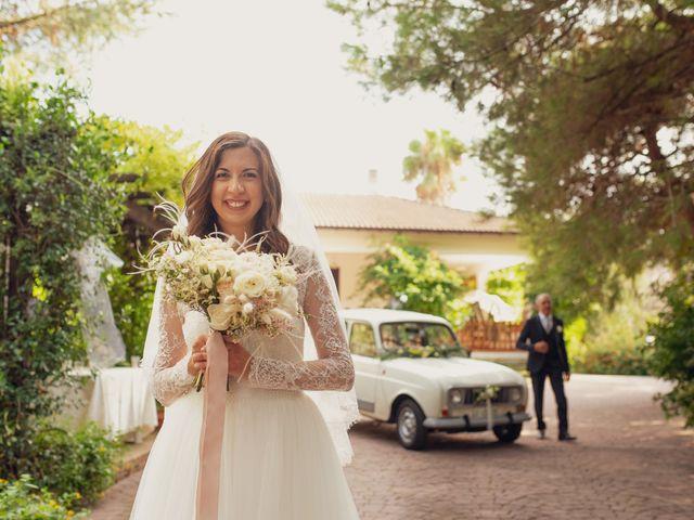 Il matrimonio di Antonella e Matteo a Aradeo, Lecce 7