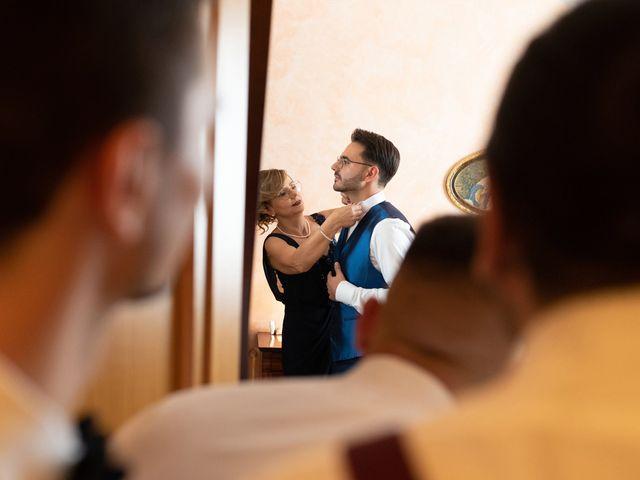 Il matrimonio di Antonella e Matteo a Aradeo, Lecce 9