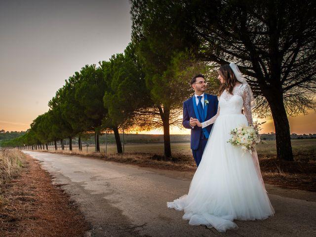 Il matrimonio di Antonella e Matteo a Aradeo, Lecce 19