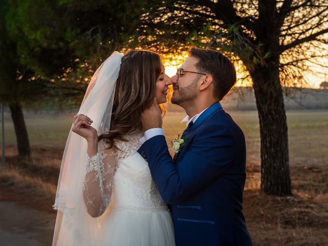 Il matrimonio di Antonella e Matteo a Aradeo, Lecce 21