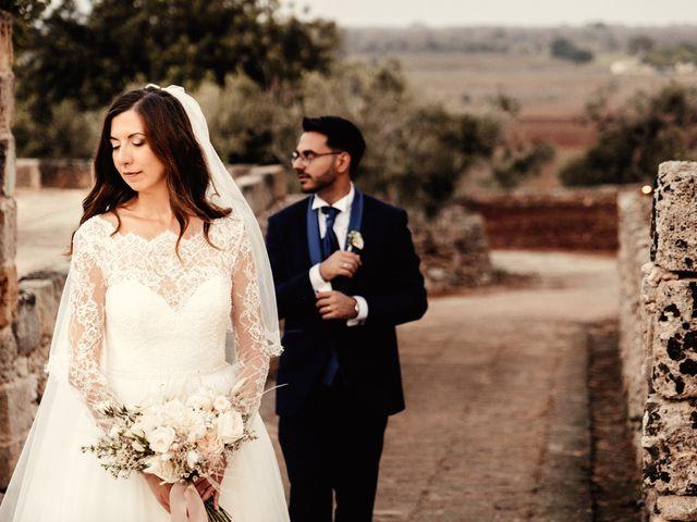 Il matrimonio di Antonella e Matteo a Aradeo, Lecce 22