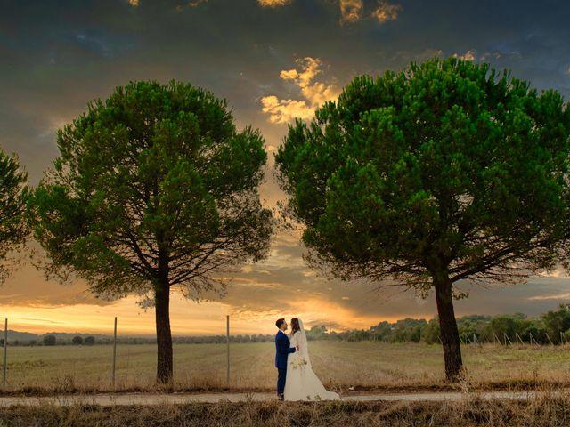 Le nozze di Matteo e Antonella