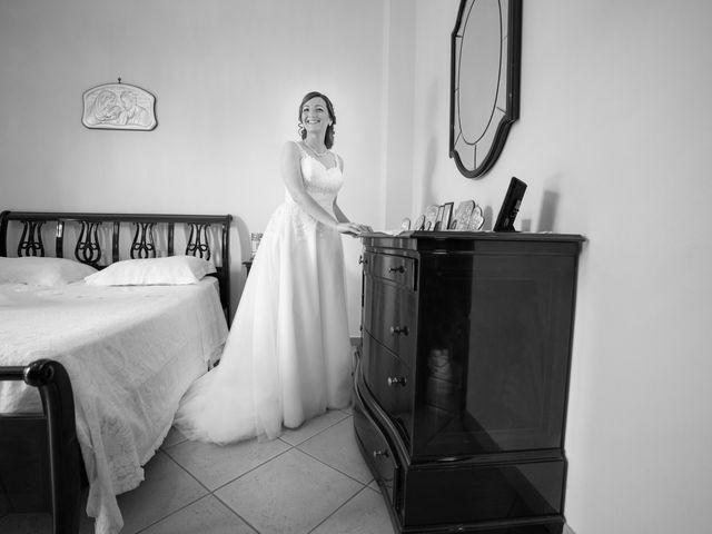 Il matrimonio di Rosario e Giusy a Salerno, Salerno 17
