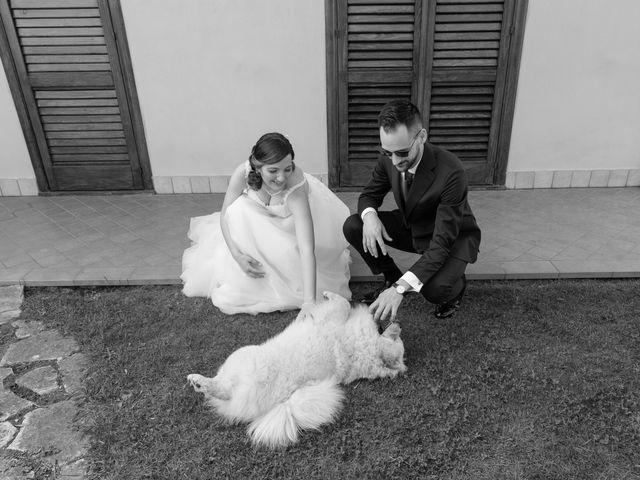 Il matrimonio di Rosario e Giusy a Salerno, Salerno 23