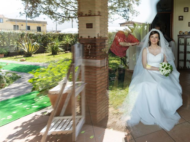 Il matrimonio di Rosario e Giusy a Salerno, Salerno 24