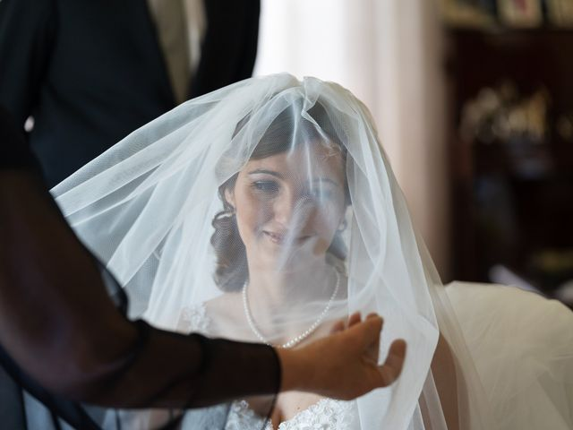 Il matrimonio di Rosario e Giusy a Salerno, Salerno 25