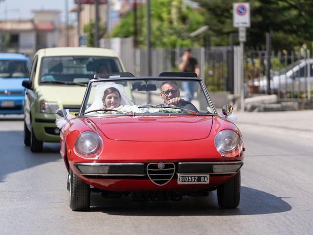 Il matrimonio di Rosario e Giusy a Salerno, Salerno 26