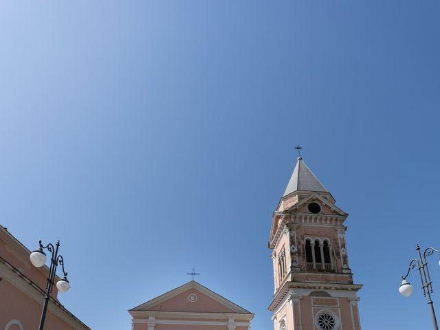 Il matrimonio di Rosario e Giusy a Salerno, Salerno 27