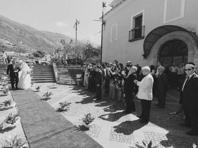 Il matrimonio di Rosario e Giusy a Salerno, Salerno 28