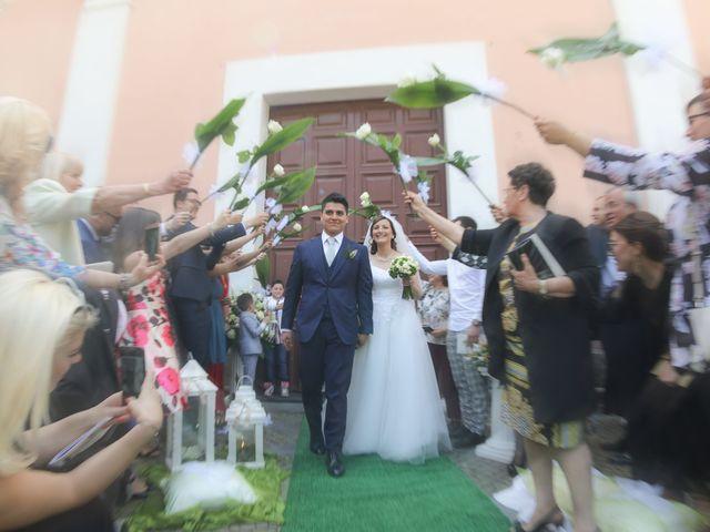 Il matrimonio di Rosario e Giusy a Salerno, Salerno 35