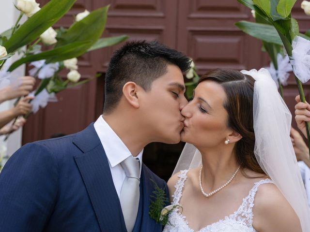 Il matrimonio di Rosario e Giusy a Salerno, Salerno 36