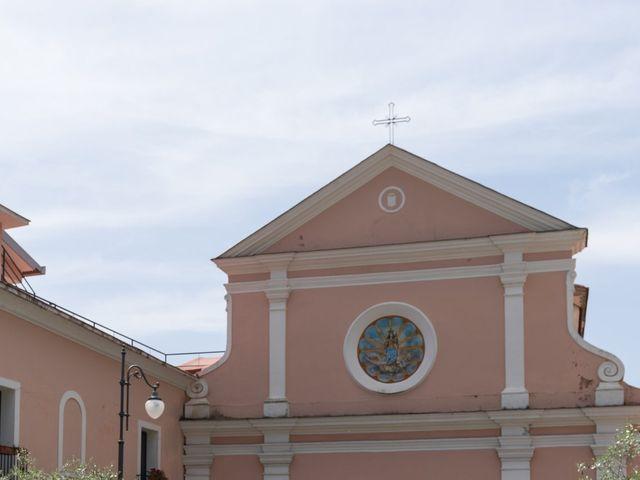 Il matrimonio di Rosario e Giusy a Salerno, Salerno 37