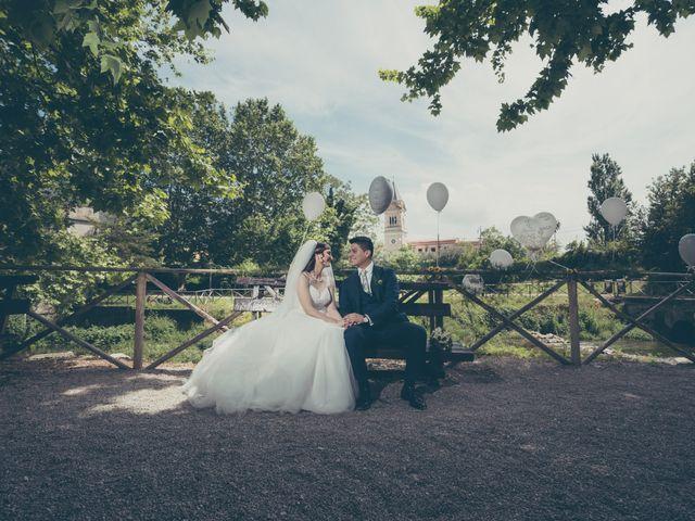 Il matrimonio di Rosario e Giusy a Salerno, Salerno 38