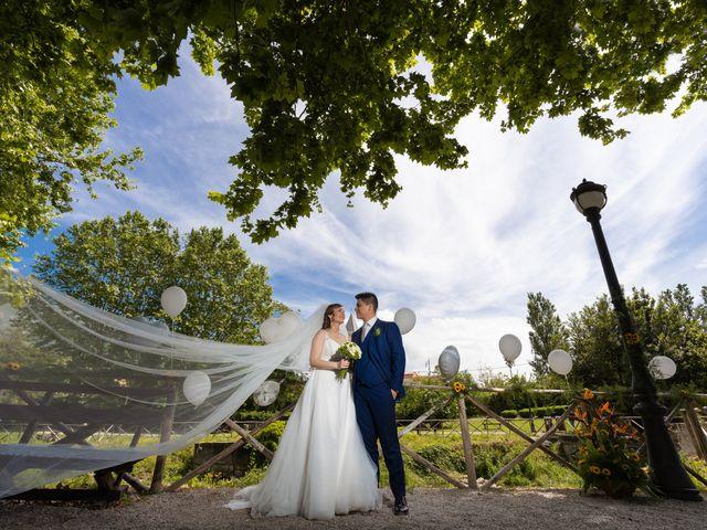 Il matrimonio di Rosario e Giusy a Salerno, Salerno 40