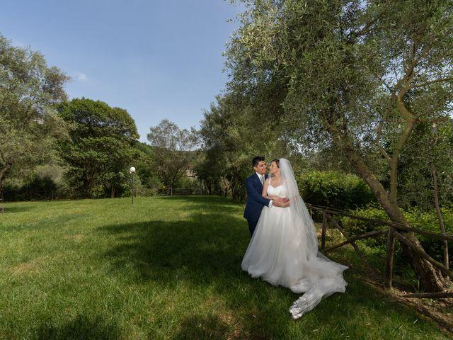 Il matrimonio di Rosario e Giusy a Salerno, Salerno 42