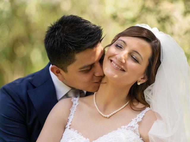 Il matrimonio di Rosario e Giusy a Salerno, Salerno 43