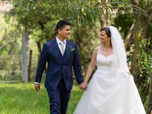 Il matrimonio di Rosario e Giusy a Salerno, Salerno 44