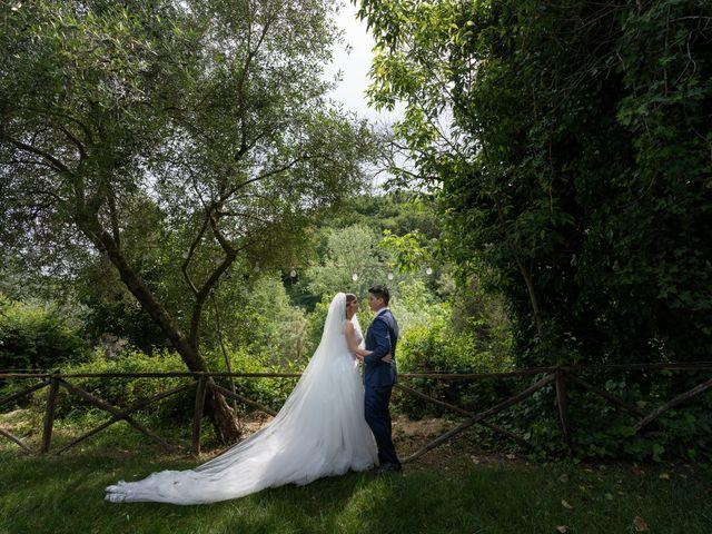Il matrimonio di Rosario e Giusy a Salerno, Salerno 45