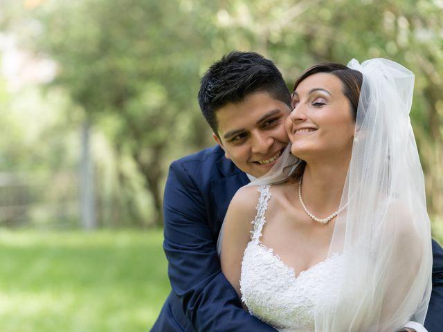 Il matrimonio di Rosario e Giusy a Salerno, Salerno 46