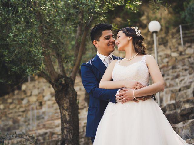 Il matrimonio di Rosario e Giusy a Salerno, Salerno 48