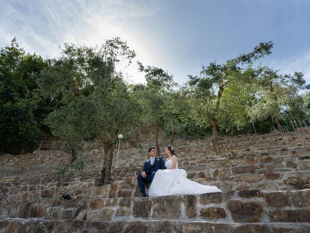 Il matrimonio di Rosario e Giusy a Salerno, Salerno 52
