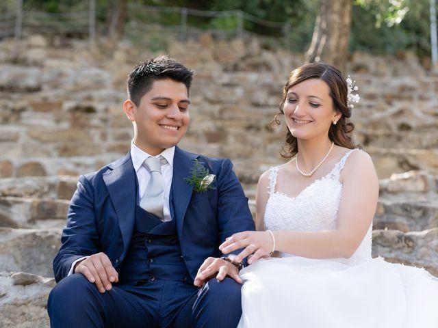 Il matrimonio di Rosario e Giusy a Salerno, Salerno 55