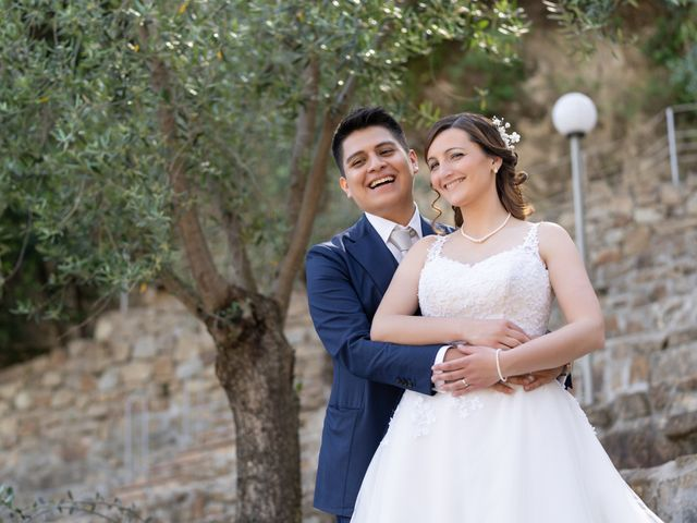Il matrimonio di Rosario e Giusy a Salerno, Salerno 57