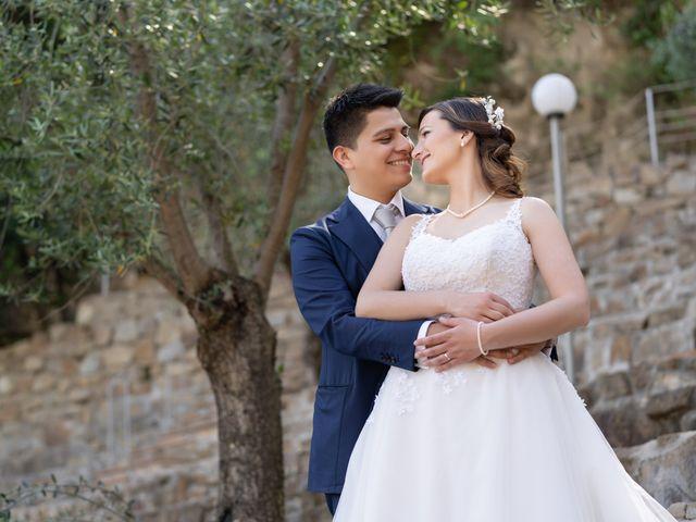 Il matrimonio di Rosario e Giusy a Salerno, Salerno 58