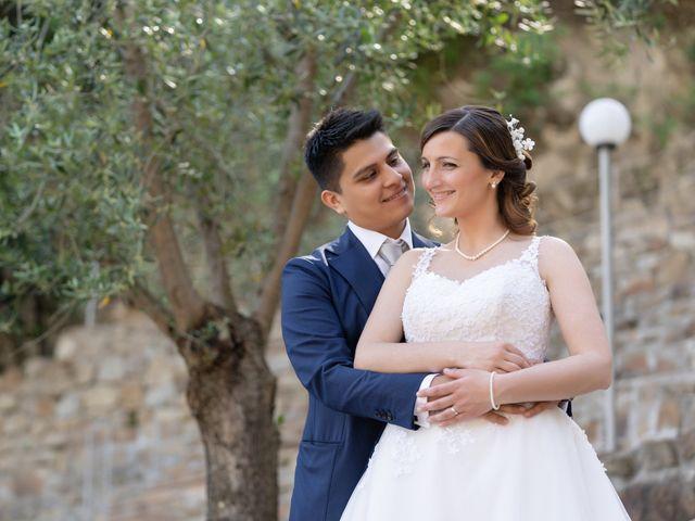 Il matrimonio di Rosario e Giusy a Salerno, Salerno 61