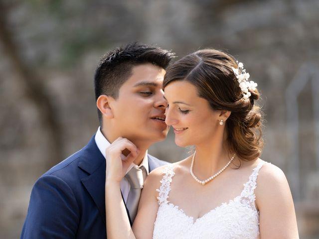 Il matrimonio di Rosario e Giusy a Salerno, Salerno 64