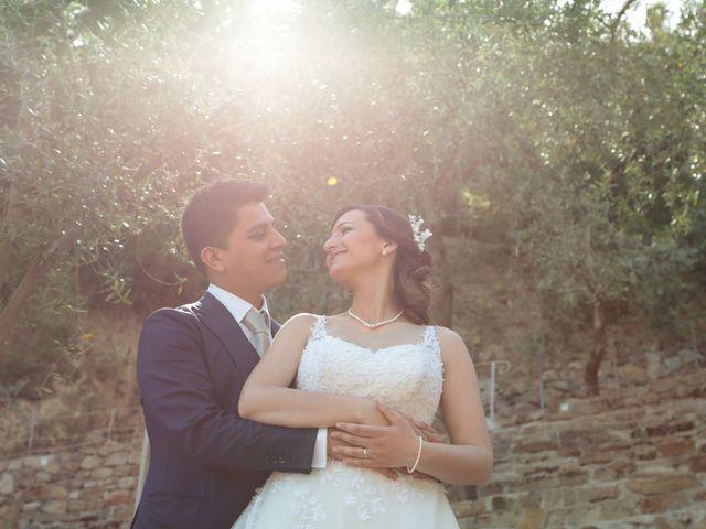 Il matrimonio di Rosario e Giusy a Salerno, Salerno 65