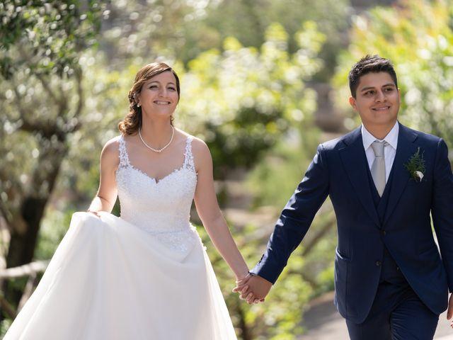 Il matrimonio di Rosario e Giusy a Salerno, Salerno 66