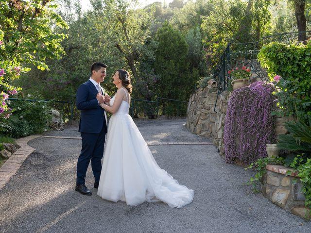 Il matrimonio di Rosario e Giusy a Salerno, Salerno 67